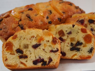Fruit Pound Cake