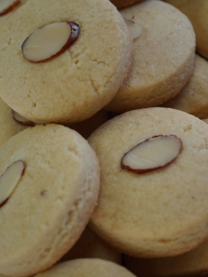 Ghent Almond Cookies