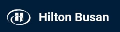 hilton busan logo