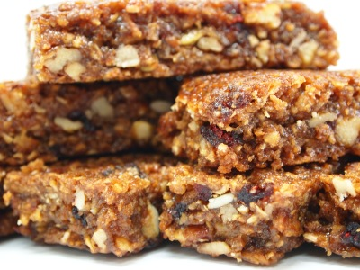 Cranberry Energy Bar