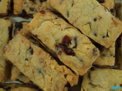 Cranberry Anise Cookies