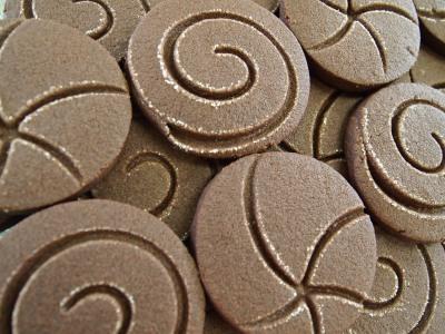 Shortbread, Chocolate